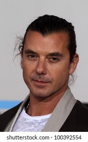 Gavin Rossdale  at the 2010 American Music Awards Arrivals, Nokia Theater, Los Angeles, CA. 11-21-10