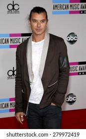 Gavin Rossdale at the 2010 American Music Awards held at the Nokia Theatre L.A. Live in Los Angeles on November 21, 2010.