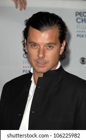 Gavin Rossdale  at the 35th Annual People's Choice Awards. Shrine Auditorium, Los Angeles, CA. 01-07-09