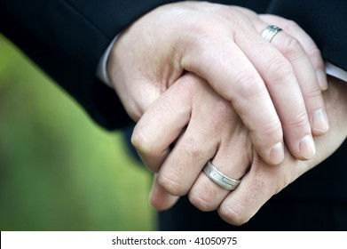 Gay Men and their Wedding Rings