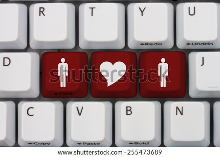 gay online dating not working