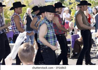 Gay Pride, Cowboys