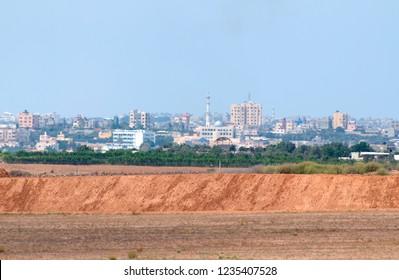 Gaza strip Palestine