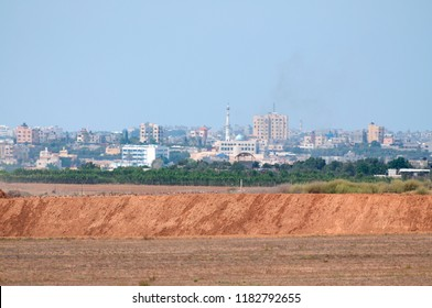 Gaza strip region