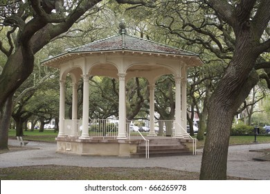 Gazebo in Historic Charleston