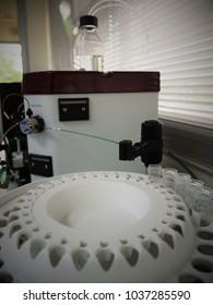 GC HPLC machine, Laboratory instrument