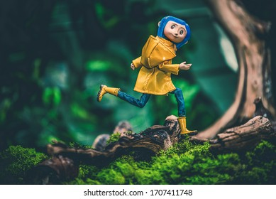 Coraline Images Stock Photos Vectors Shutterstock
