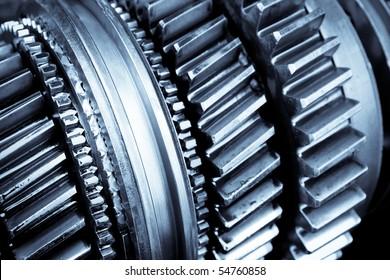 gear in car transmission