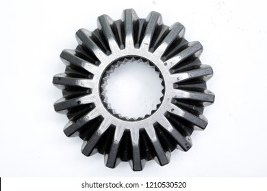 gear isolated on white background
