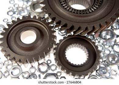 Gears and nuts
