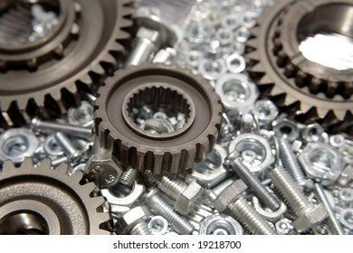 Gears, nuts and bolts