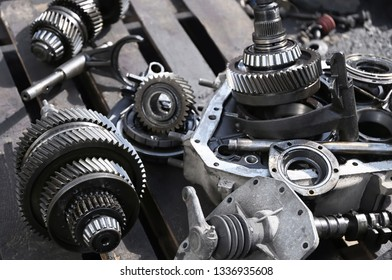 gears and other gearbox parts