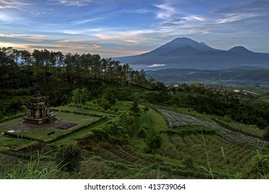 Gedong Songo View