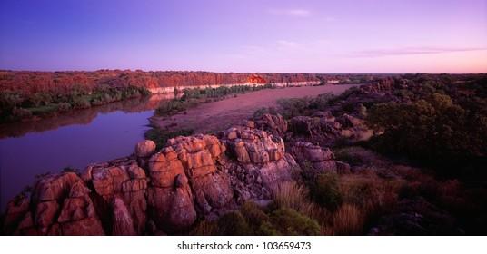 Geikie Gorge, Kimberley