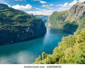 Geirangerfjord Eagle Bend