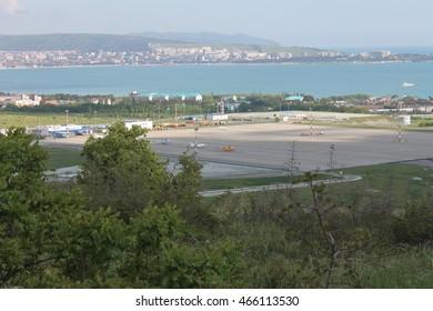 Gelendzhik airport
