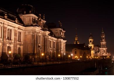 the gelerie Albertinum in Dresden - Germany