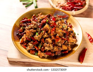 Geleshan spicy chicken