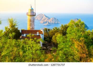 Gelidonya (gelidonia) Lighthouse