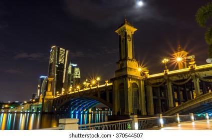 Gemilang Bridge, Putrajaya