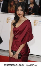 Gemma Chan arrives for the BAFTA TV Awards at the Grosvenor House Hotel, London. 22/05/2011  Picture by: Steve Vas / Featureflash