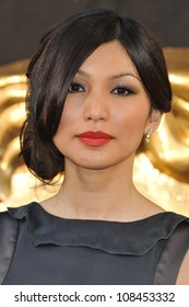 Gemma Chan arriving for the BAFTA TV Awards 2012 at the Royal Festival Hall, South Bank, London. 27/05/2012 Picture by: Steve Vas / Featureflash