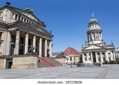Gendarmenmarkt Berlin, Germany