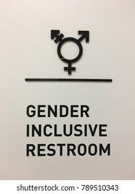 Gender Inclusive Restroom