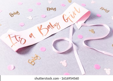 Gender reveal party - It's a Girl !