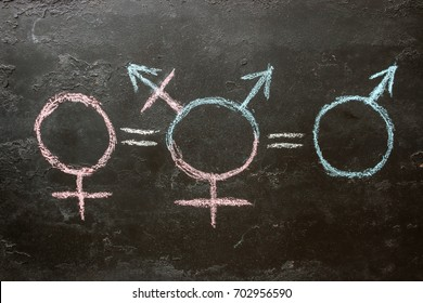 letters on the equality of the sexes equality silhouette images stock photos amp vectors 23387