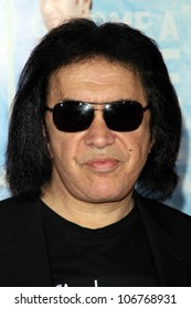 Gene Simmons  at the World Premiere of 'Role Models'. Mann's Village Theatre, Westwood, CA. 10-22-08