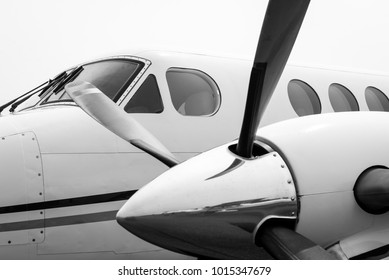 General Aviation Business Airplane