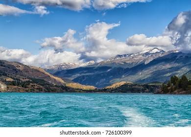 General Carrera Lake, Patagonia, Chile
