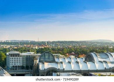 General City Landscape Dresden, Germany