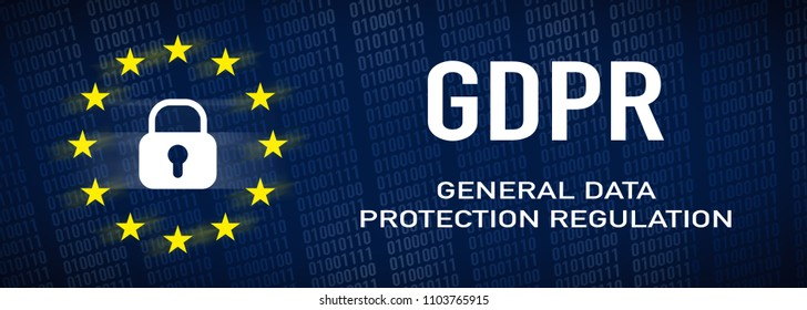 General Data Protection Regulation, GDPR