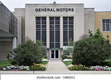 General Motors Fabricating Plant in Brookpark Ohio