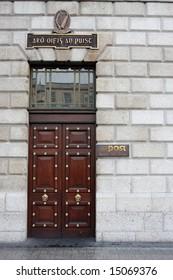general post office, dublin, ireland, easter uprising 1916