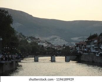 General View of Amasya (Amasya -Turkey)