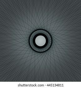 generated line art