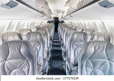 Generic airplane Seats - Modern flight Transportation