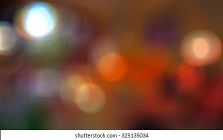 Generic blurred or bokeh background.