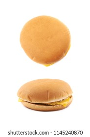 Generic burger composition isolated