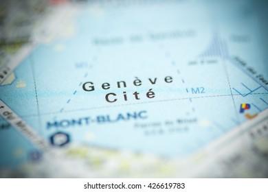 Geneva City. Geneva