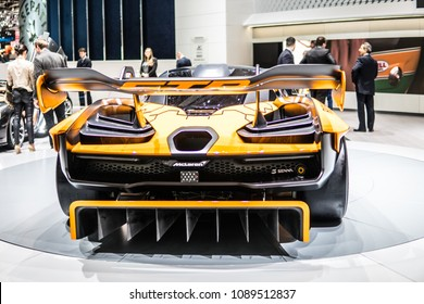 Mclaren Senna Gtr Images Stock Photos Vectors Shutterstock