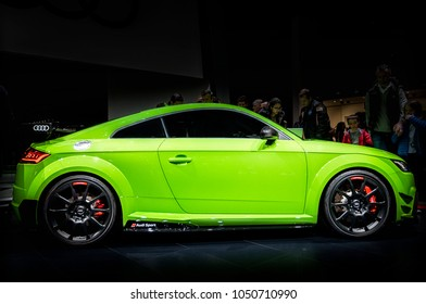 1000 Audi Tt Rs Stock Images Photos Vectors Shutterstock