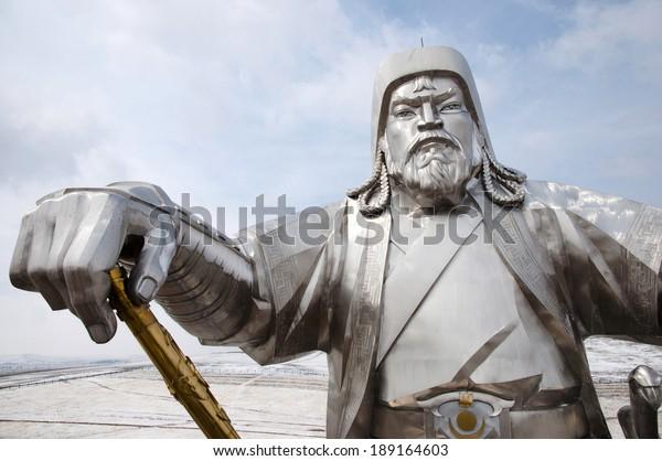 Genghis Khan - Mongolia