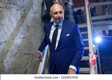 Gennadiy Bogolyubov, London-based Ukrainian billionaire businessman in JERUSALEM, ISRAEL. 15-05-2017
