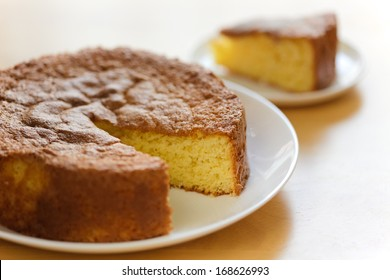 Genoise cake is a French sponge cake made without chemical leavening. It is a basic building block of much French patissierie. Eggs, beaten with sugar, heated to a ribbon stage as patissiers call it.