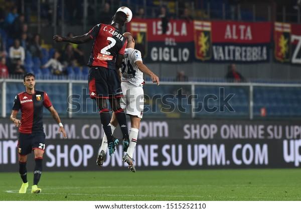Genova Italy September 25 2019 Duello Sports Recreation Stock Image 1515252110