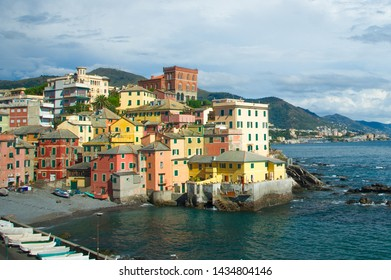 Genova Landscape Stock Photos Images Photography